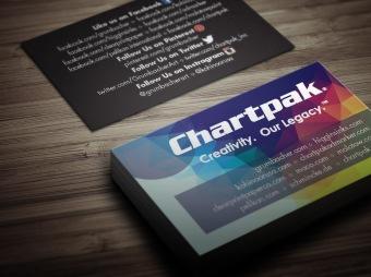 ChartpakCallingCard