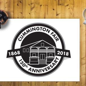 CummintonFair150_Logo