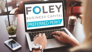 Foley Business Perks Logo