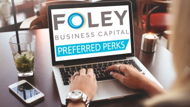 Foley Business Perks Logo