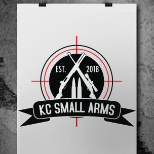 KCSmallArmsLogo_PosterMockup