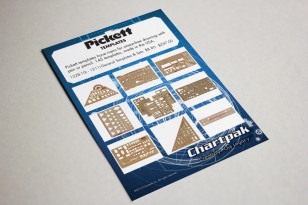 Pickett Postcard Mockup
